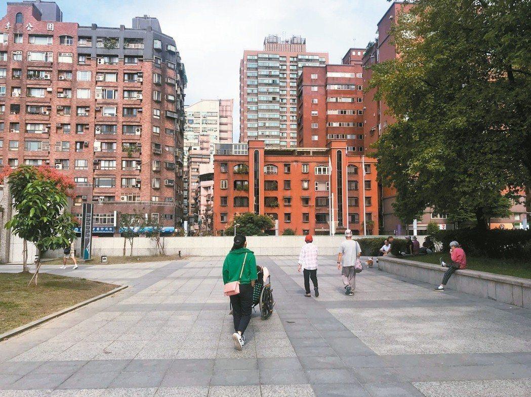 新北市四號公園。聯合報系資料照片/記者游智文攝影