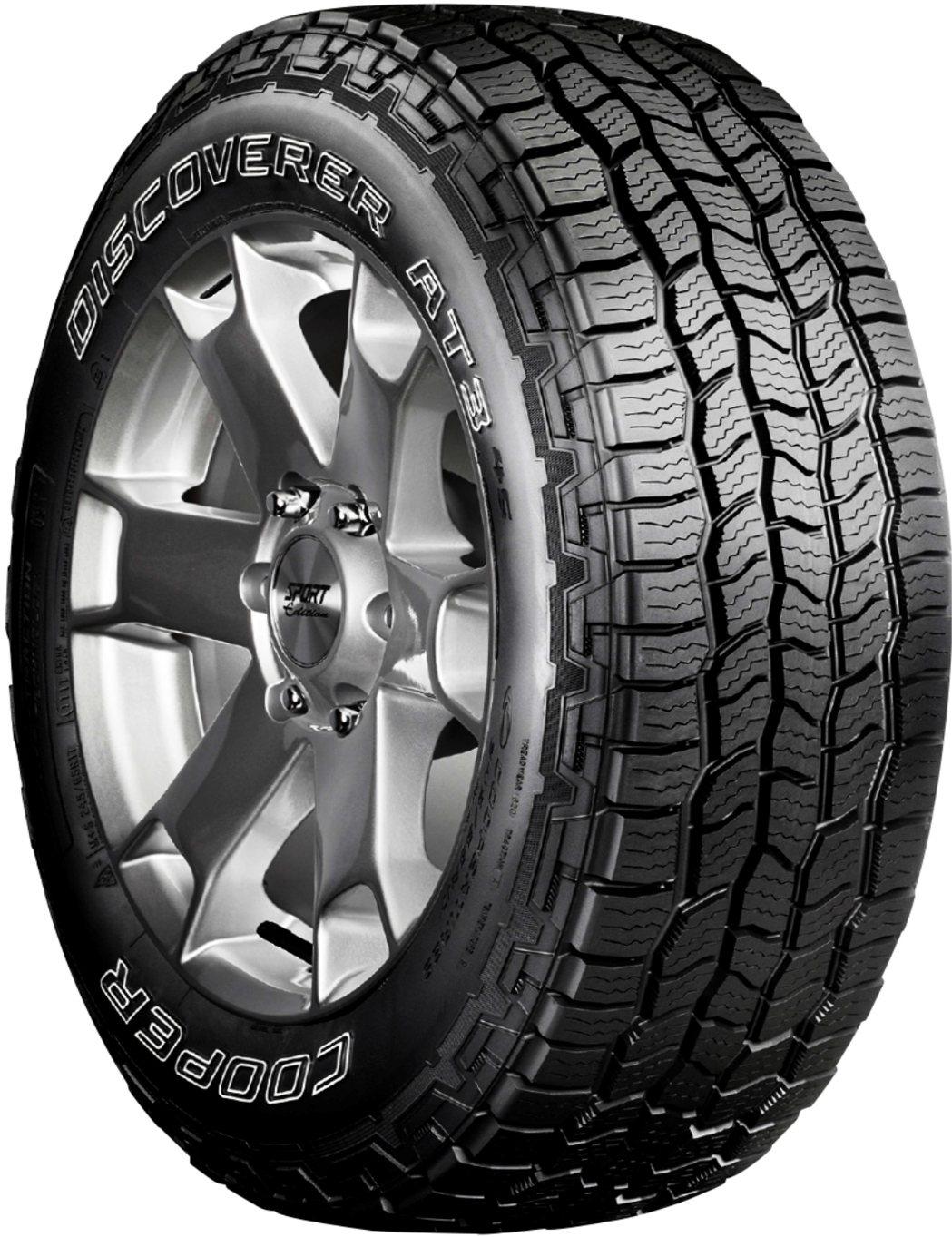 最新一代AT3家族產品-Discoverer AT3 4S™全地形越野輪胎是專為...