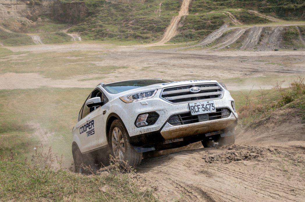「COOPERTIRES固鉑輪胎」推出全球首款專為全新市場所推出的跨界產品-Di...