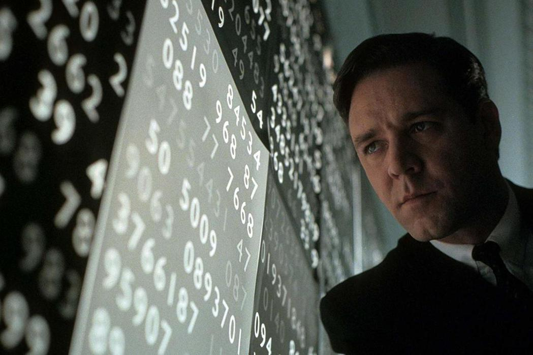 《美麗境界》劇照。 圖/IMDb