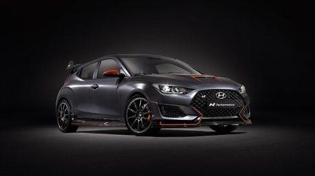 備戰2019 SEMA改裝車展 Hyundai帶來Veloster N Performance Concept!