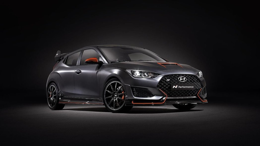Hyundai Veloster N Performance Concept將於...