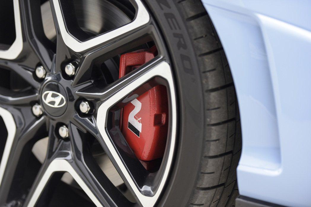 Hyundai藉由2017年正式亮相的N Performance性能子品牌後,讓...