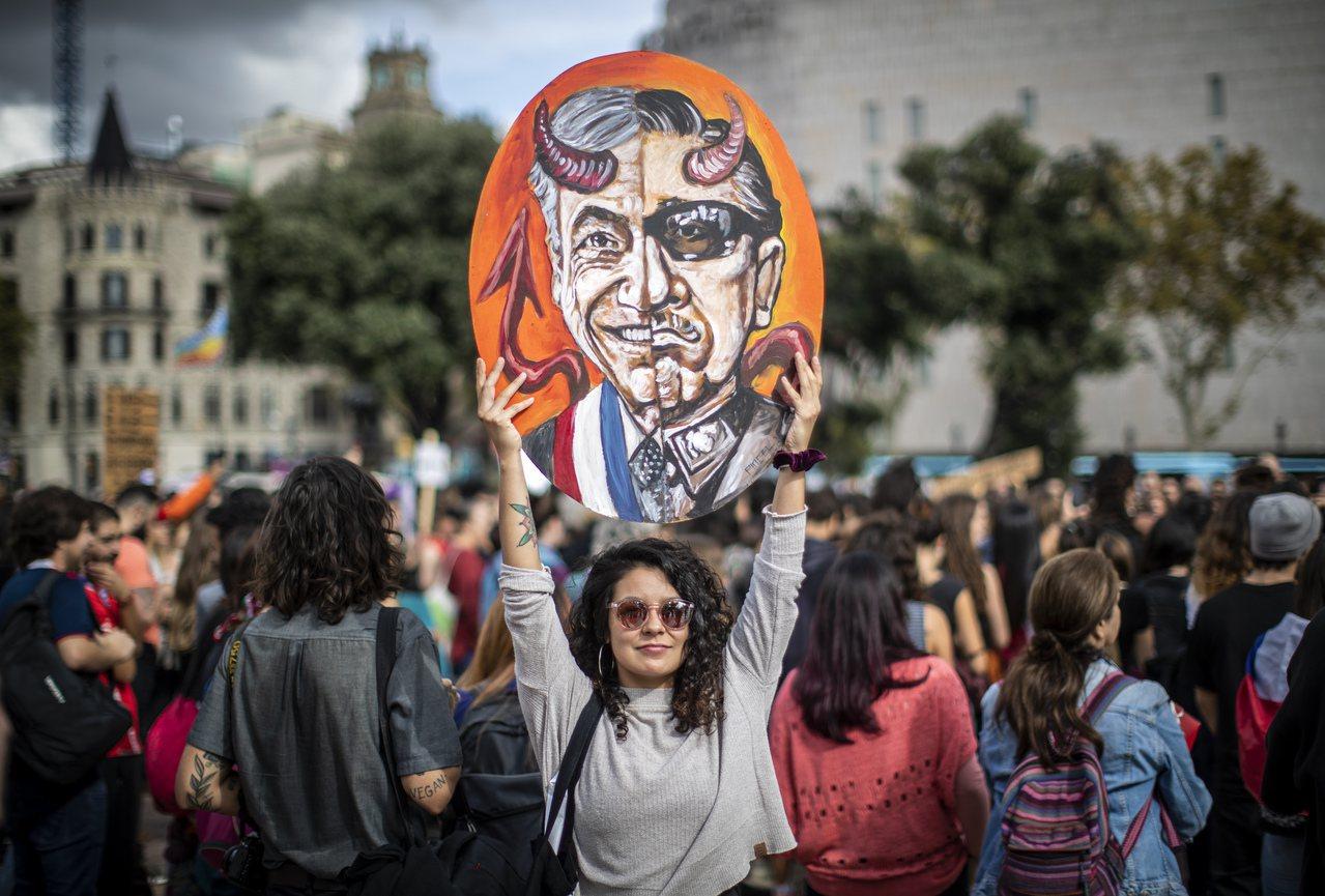 智利以街頭示威愈演愈烈為由取消主辦《聯合國氣候變化綱要公約》第25次締約方大會,...