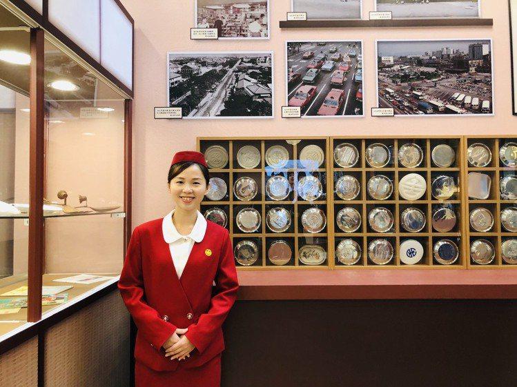 第五屆鐵路便當節重現50年代鐵路餐廳。記者曹悅華/攝影