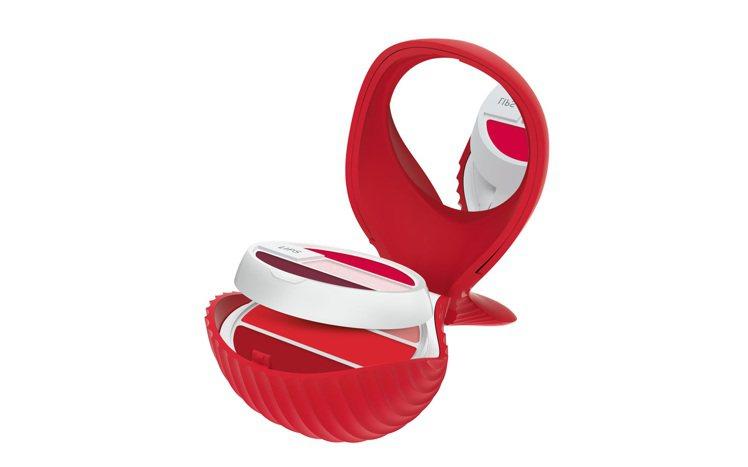 PUPA漂漂鯨唇彩盒#004紅,定價700元,11月20日起於全台康是美上市,獨...