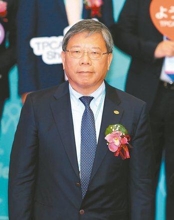 臻鼎董事長沈慶芳。圖/聯合報系資料照片