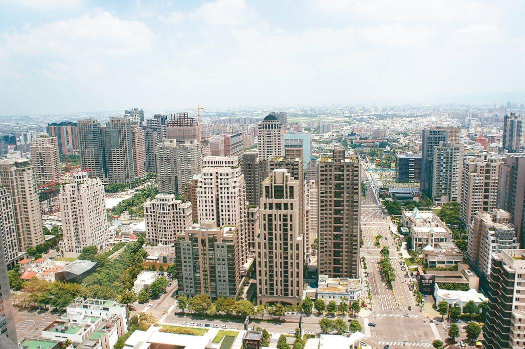 台中市2019年10月房屋買賣移轉棟數大躍進,月增近45%,在六都中一枝獨秀。 ...