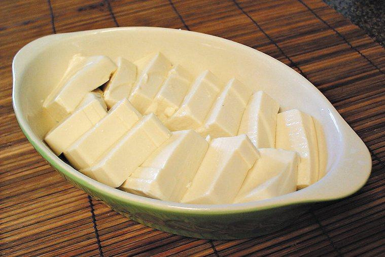 嫩豆腐。本報資料照片