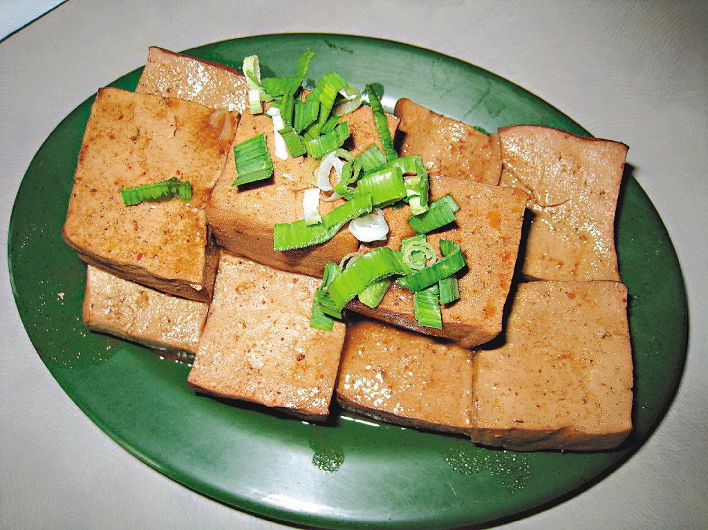 老豆腐。本報資料照片