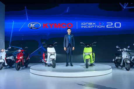 20年銷售冠軍將達成!KYMCO預告多款「油、電」新車米蘭車展亮相
