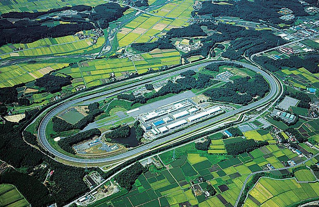 Fuso日本栃木縣喜連川研究所佔地1,170,000平方公尺,有各式耐久測試、電...