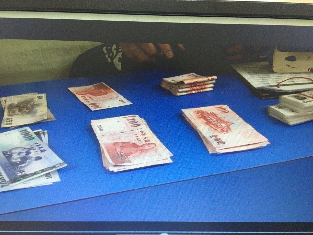 新竹市警察局於10月22日至28日執行「全國同步查緝賭博專案行動」,查緝轄內職業...