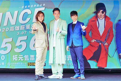 5566的「Since 5566演唱會」繼台北小巨蛋、新加坡場後,明年3月7日將移師高雄巨蛋,門票今天中午開賣,5分鐘即完售,隊長孫協志感動表示:「距離第一場相隔也快一年了,時間過得真快,這次再度唱...