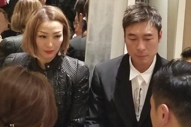 鄭秀文、許志安今年的婚姻出現危機。圖/摘自微博