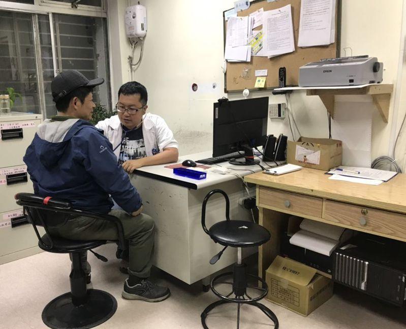 台中市和平區地處偏遠,距離最近的醫院至少需2小時車程,梨山衛生所提供門診及24小時急診服務。圖/台中市衛生局提供