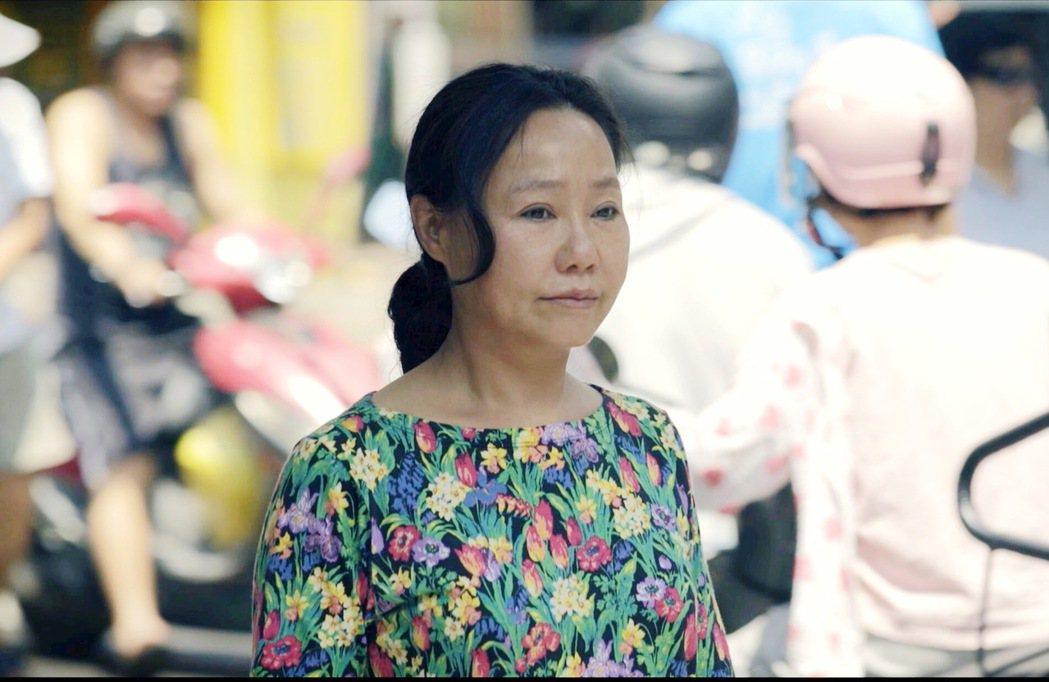 「那個我最親愛的陌生人」呂雪鳳菜市場發飆情節讓人拍手叫好。圖/海鵬提供