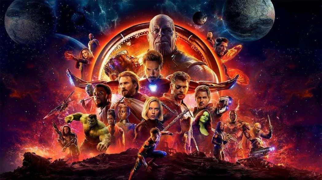「復仇者聯盟:無限之戰」。圖/迪士尼提供