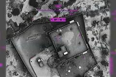 川普稱巴格達迪死前哭喊 國防部官員:空拍畫面無音訊