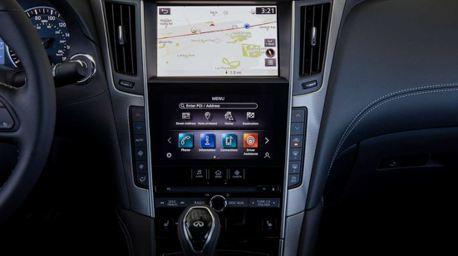 2020年式Infiniti Q50、Q60、QX50和QX80全數更換新型車載娛樂系統!