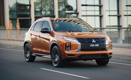 2020小改款Mitsubishi ASX澳洲上市 不用60萬即可入手!
