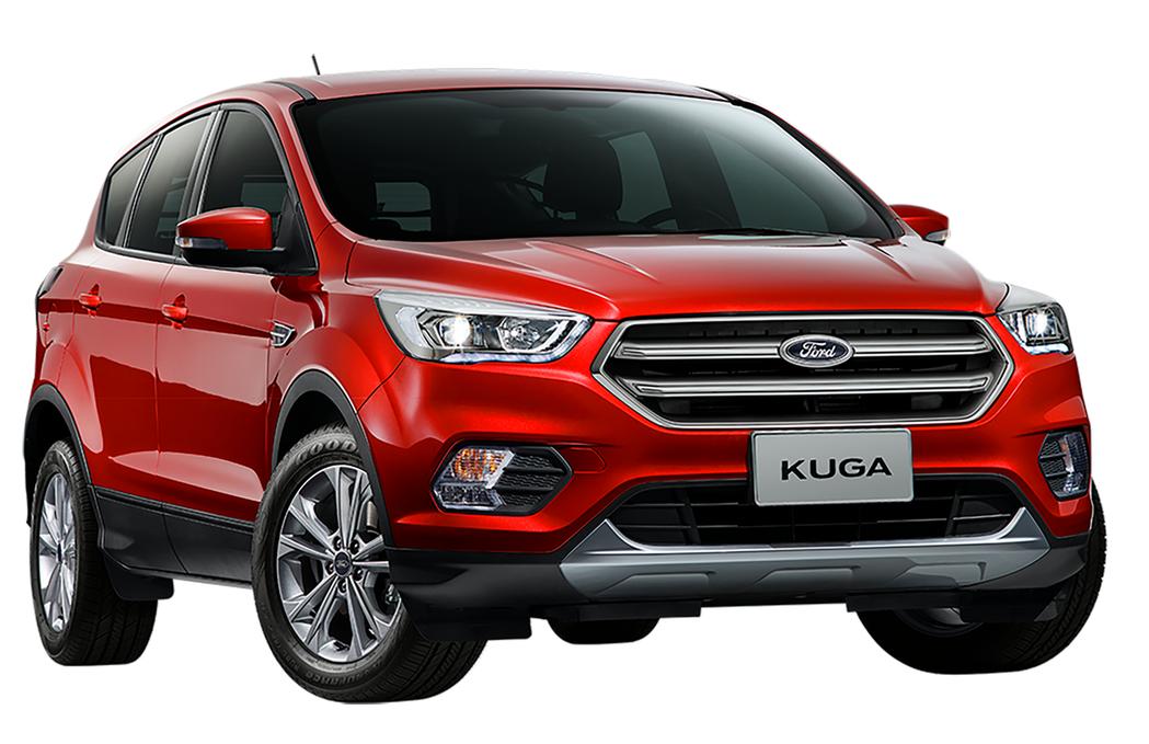 新世代家庭智能休旅Ford Kuga全民便利型推舊換新69.9萬元優惠,讓消費者...