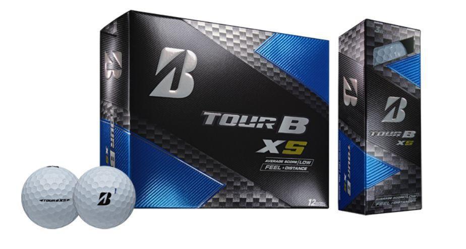 老虎最近以普利司通製造的Tour B XS高爾夫球,追平PGA巡迴賽82場的勝場...
