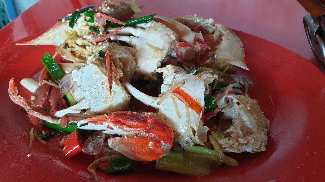 秋天啖蟹正是時候,但中醫師提醒,對蟹過敏、腸胃虛寒、感染未癒、易腹瀉及慢性病等患...