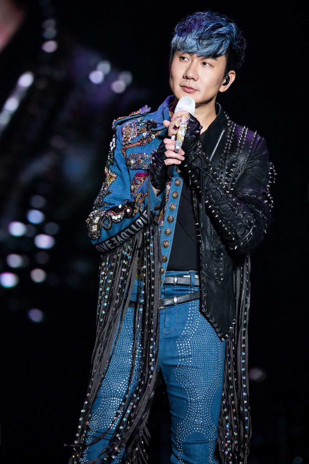 林俊傑抱病唱完「聖所2.0」重慶站。圖/JFJ Productions提供