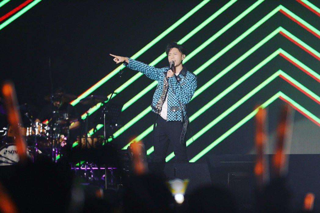 韋禮安展開「而立」世界巡演。圖/IMC提供