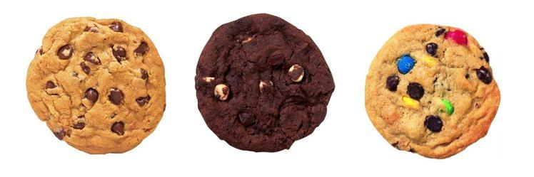 SUBWAY自11/4起,凡購買20元的餅乾即可獲得一杯雀巢「美式咖啡」。圖/S...