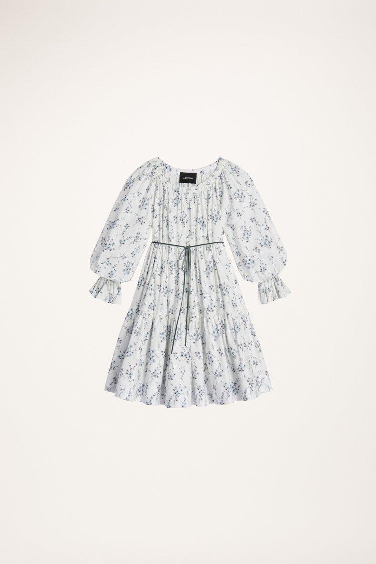 小花卉圖騰洋裝,41,900元。圖/Marc Jacobs提供