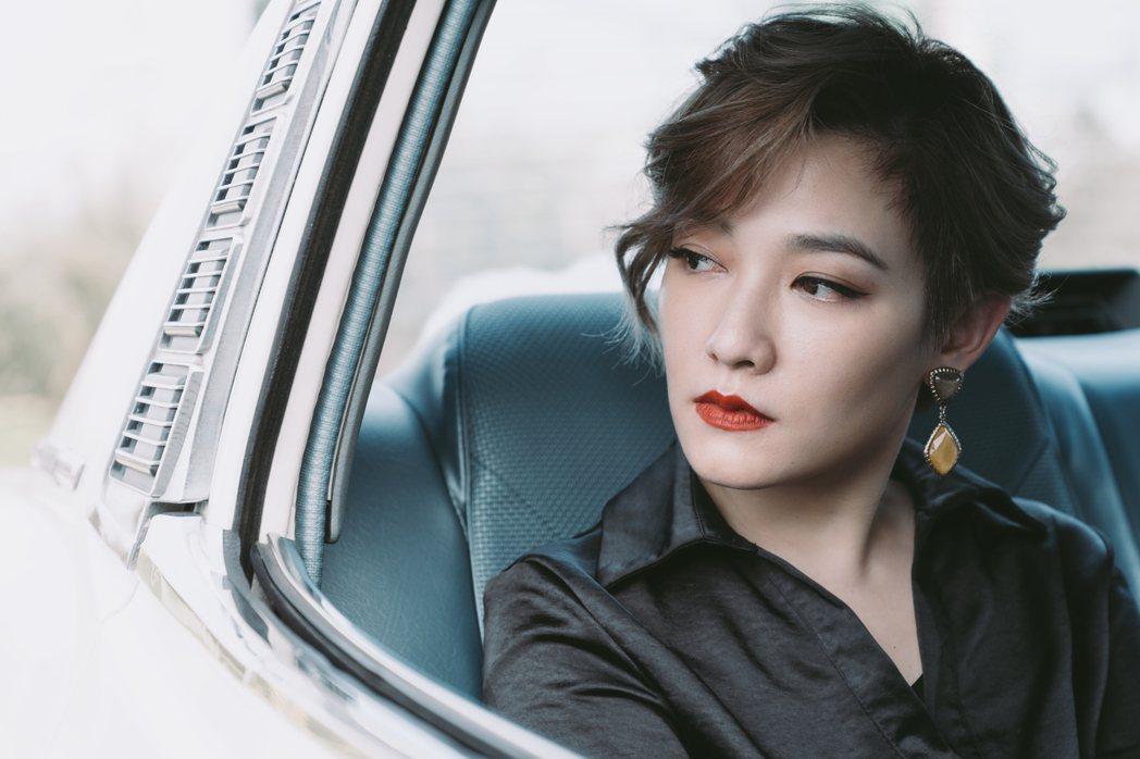 范曉萱「罪夢者」中成霸氣黑道大姊。圖/Netflix提供