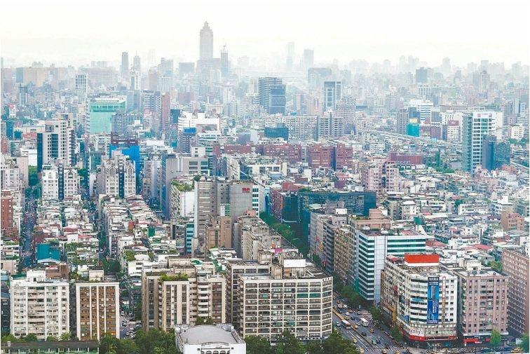 台北市研擬修改建商囤房稅,寬限期將從3年縮短為1年。 圖/聯合報系資料照片