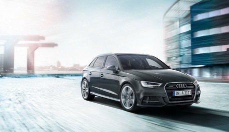 Audi Q5 / Q2 / A3 Sportback S line限量版 動感跑格再進化