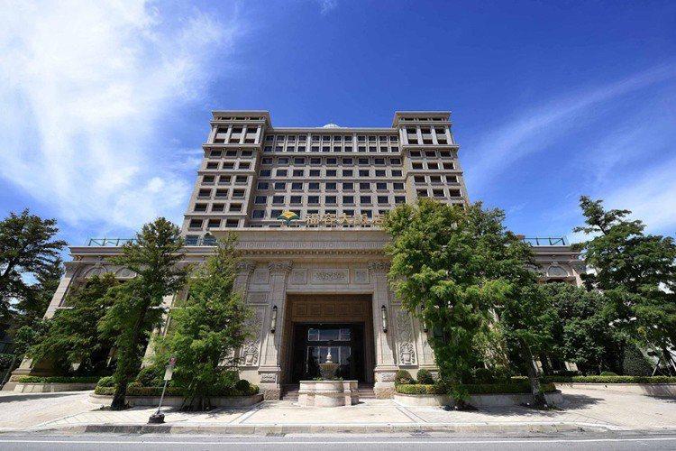 圖/花蓮福容大飯店