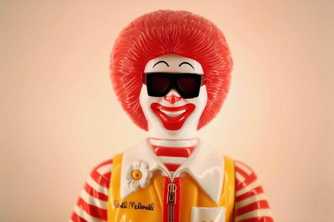 「是愛情,還是漢堡?」全球速食龍頭麥當勞集團,3日發出突發聲明:主導「麥當勞現代...