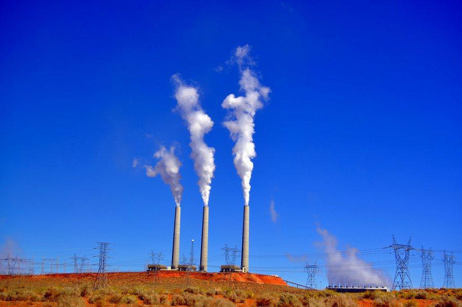亞洲若再倚賴燃煤,將對環境造成破壞。(Photo by Matthew Dill...