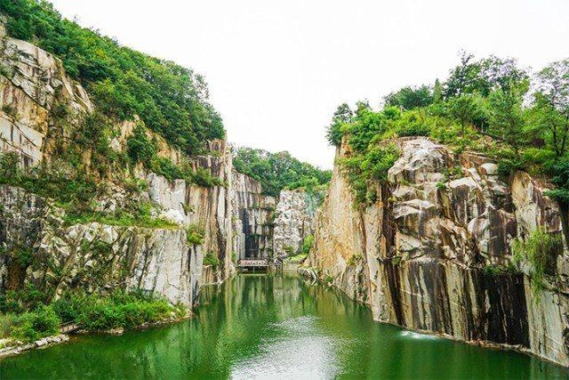 抱川藝術谷 天鑄湖(取自 韓國觀光公社)