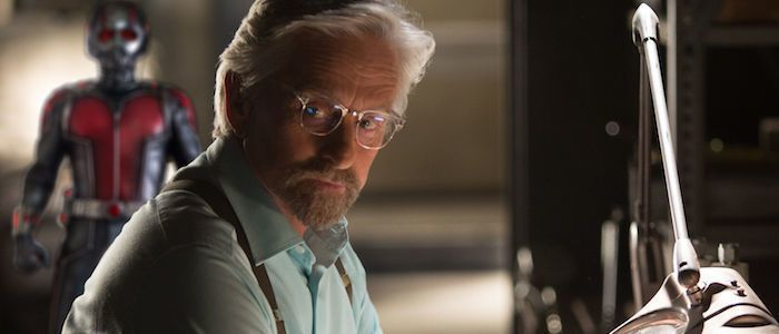 麥可道格拉斯表示「蟻人3」將在2021年1月開拍。圖/迪士尼提供