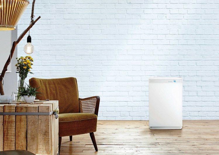 頂級保濕空氣清淨機MCK70VSCT-W,具備雙重閃流放電功能,TAFU長效濾網...