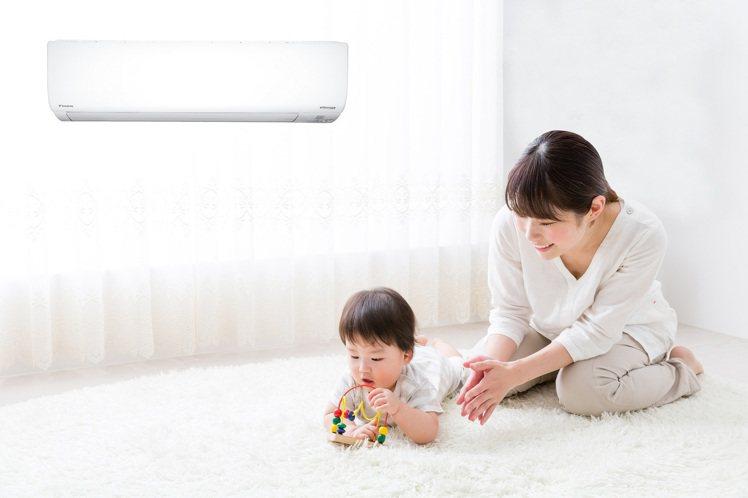 大金空調即日起至12月31日止推出金溫暖好康活動,購買大金家用一對一變頻冷暖空調...