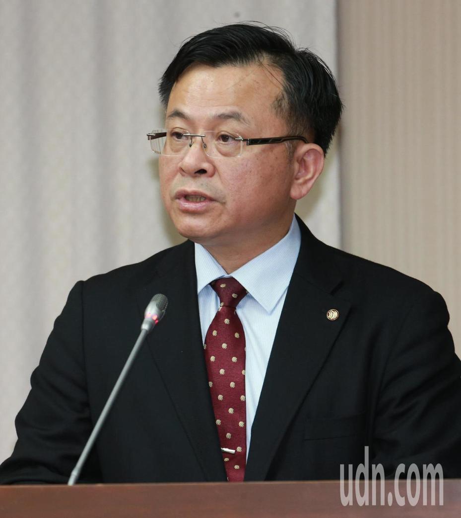 NCC主委陳耀祥。記者黃義書/攝影