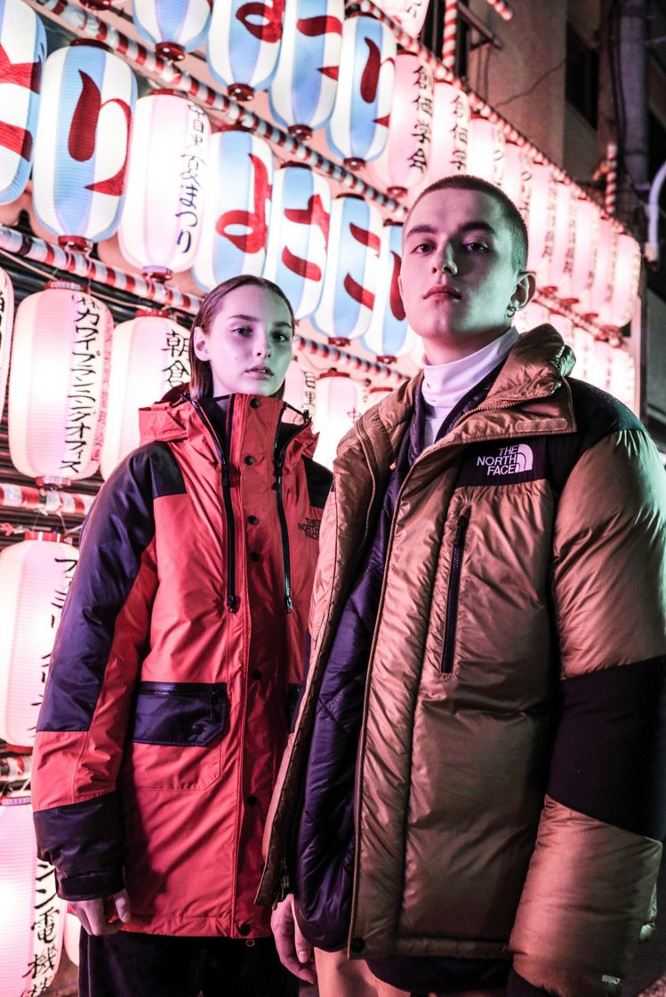 The North Face Urban Exploration再度攜手日本設計...