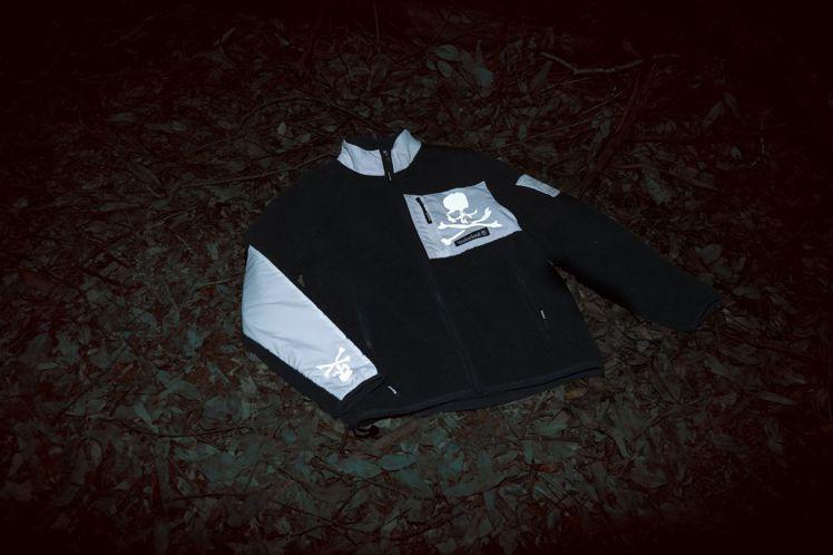 Timberland X mastermind JAPAN 聯名系列,抓毛絨夾...