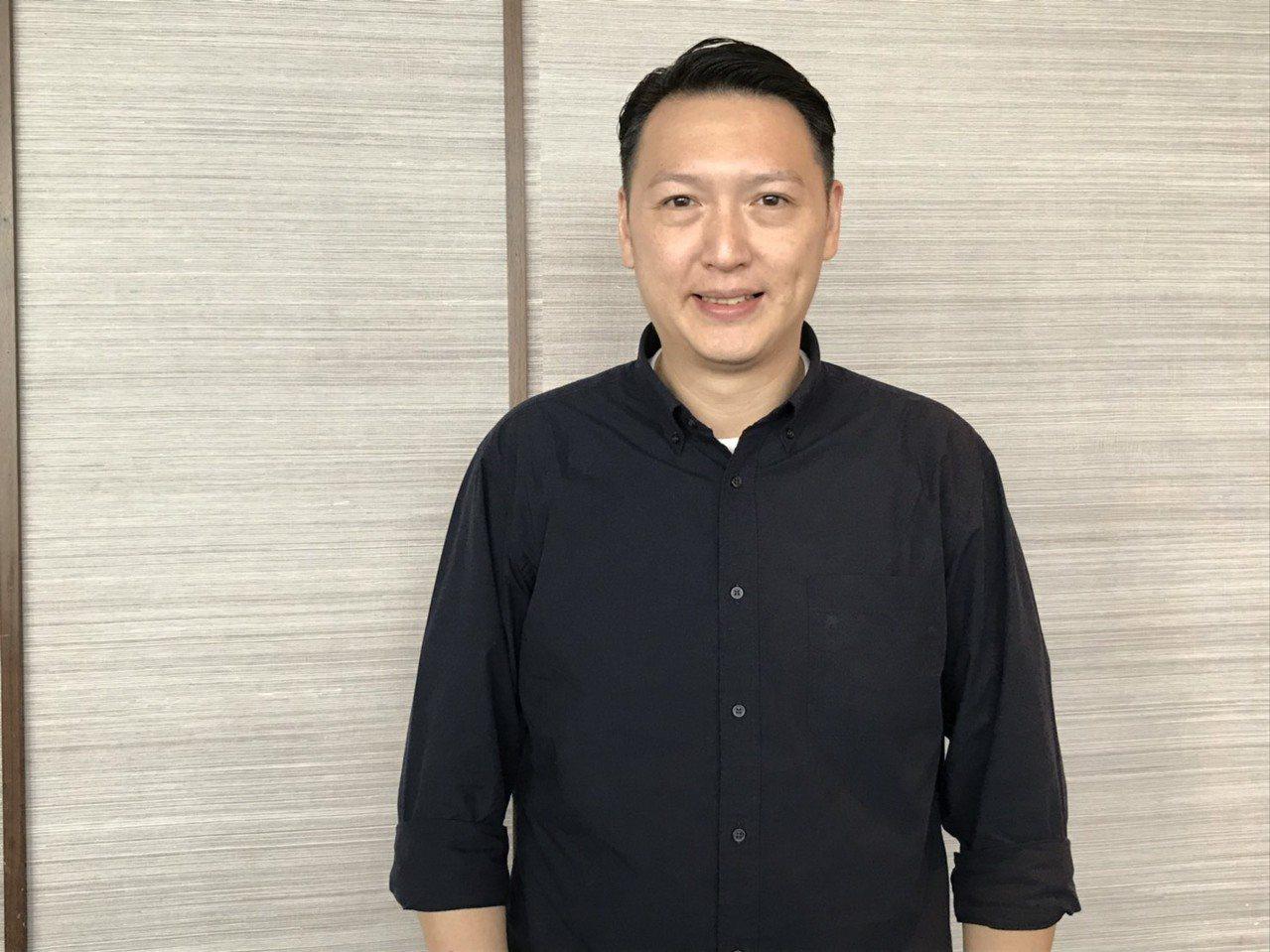 燦坤總經理李佳峰。記者蔡銘仁/攝影