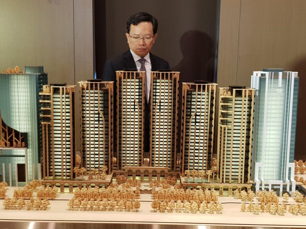南港世界明珠舊廠開發案希望打造未來都市雛型,驚動Discovery將拍攝紀錄片。...