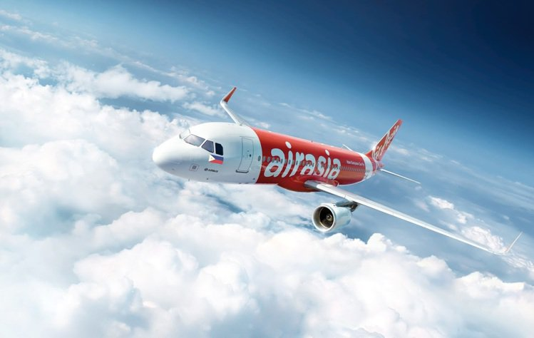AirAsia推出年末大促銷活動,最低單程未稅488元起。圖/AirAsia提供