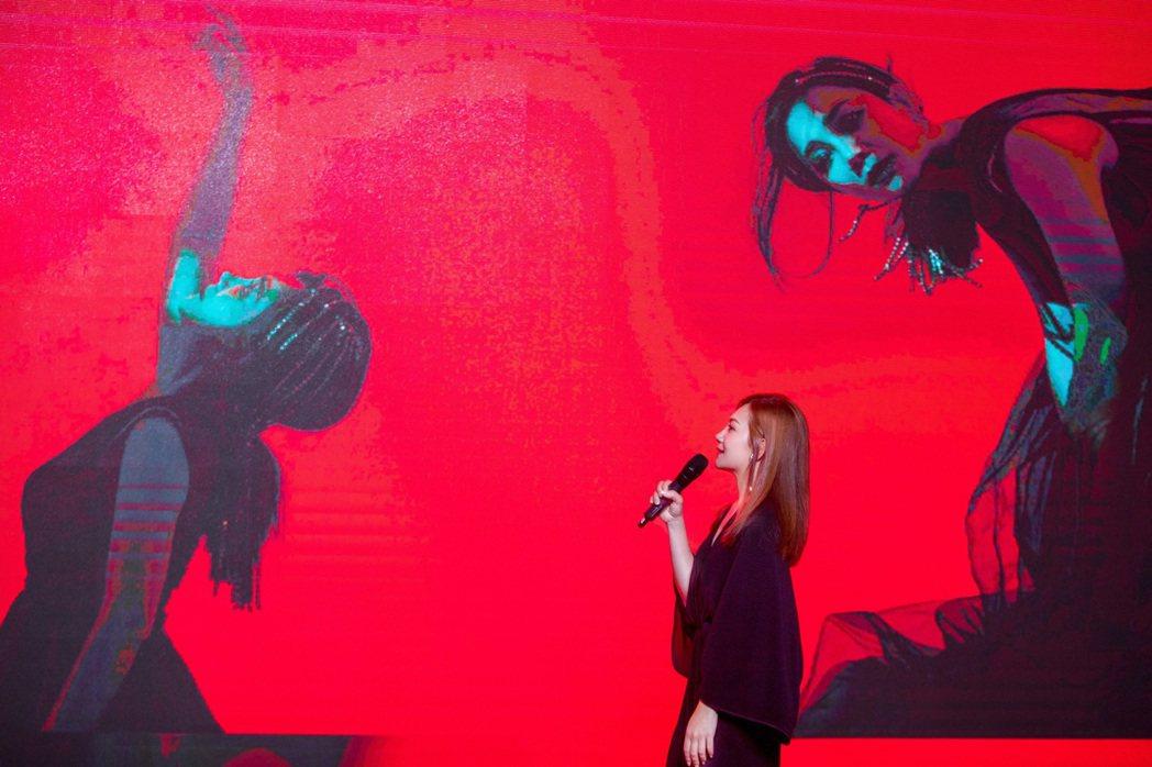 梁靜茹將在明年舉辦「202020當我們談論愛情」世界巡演。圖/天熹娛樂提供