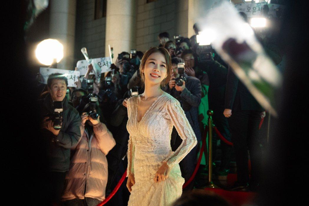 劉寅娜六度飾演女明星被封為女明星專戶。圖/衛視中文台提供